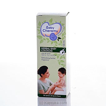 Baby Cheramy Herbal Baby Cologne 100ml at Kapruka Online for specialGifts