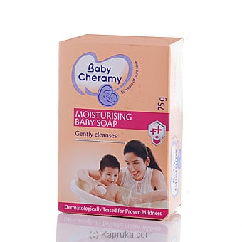 Baby Cheramy Moisturizing Baby Soap 75g at Kapruka Online for specialGifts