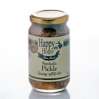 Happy Home Sinhala Pickle 380g at Kapruka Online for specialGifts