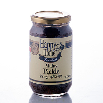 Happy Home Malay Pickle 400g at Kapruka Online for specialGifts