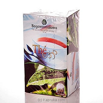 Bogawantalawa The Tea  50 Tea Bags at Kapruka Online for specialGifts