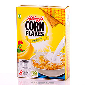 Kelloggs Corn Flakes Banana 300g at Kapruka Online for specialGifts