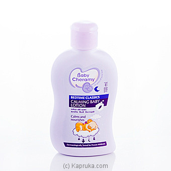 Baby Cheramy Bedtime Classics Calming Baby Lotion 100ml at Kapruka Online for specialGifts