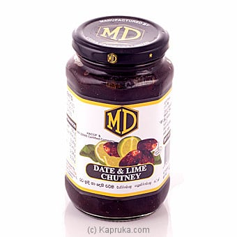 MD Date & Lime Chutney 450g at Kapruka Online for specialGifts