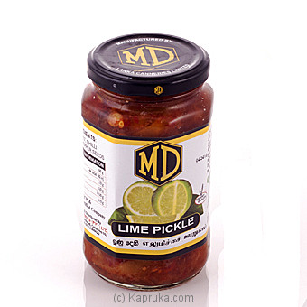 MD Lime Pickle 410g at Kapruka Online for specialGifts