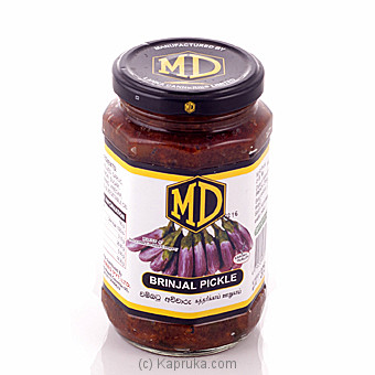 MD Pickle Brinjal 375g at Kapruka Online for specialGifts