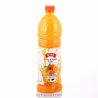 Kist Orange And Mango Nectar 1L at Kapruka Online for specialGifts