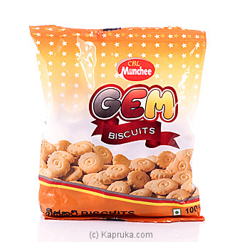 Munchee Gem Biscuits 100g at Kapruka Online for specialGifts