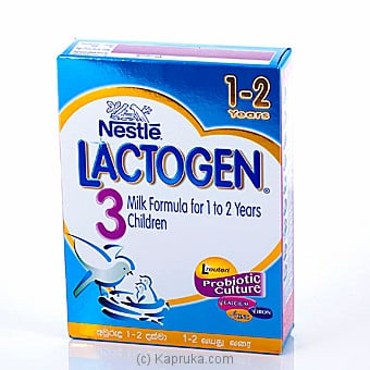 Lactogen 3 Milk Powder 350g at Kapruka Online for specialGifts