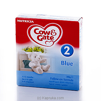 Cow & Gate Blue 200g at Kapruka Online for specialGifts