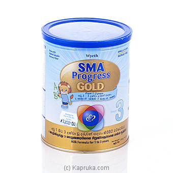 SMA Gold 3 Milk Powder 400g at Kapruka Online for specialGifts