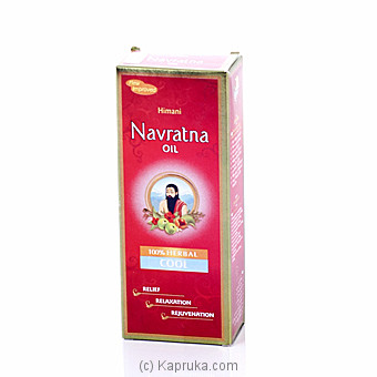 Navratna Hair Oil 100ml at Kapruka Online for specialGifts
