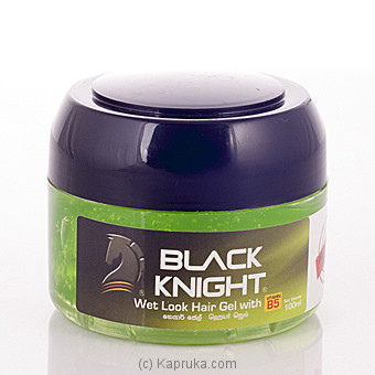 Black Knight Hair Gel 100ml at Kapruka Online for specialGifts