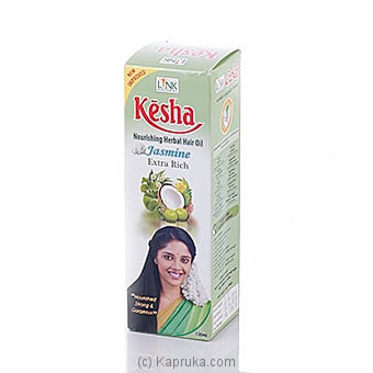 Link Kesha Hair Oil 100ml at Kapruka Online for specialGifts