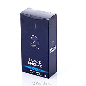 Black Knight After Shave Cool Blue 100ml at Kapruka Online for specialGifts