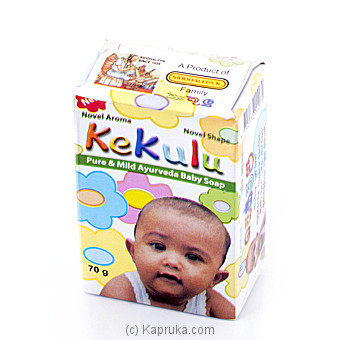 Siddhalepa Kekulu Bar Soap 70g at Kapruka Online for specialGifts
