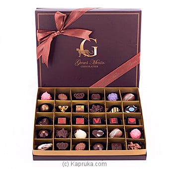 `Love` 30 Piece Chocolate Box(GMC) at Kapruka Online for specialGifts