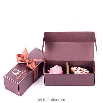 2 Piece Chocolate Box(GMC) at Kapruka Online for specialGifts