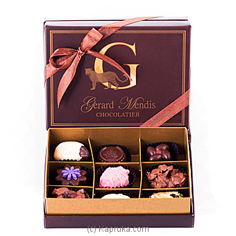 9 Piece Chocolate Box(GMC) at Kapruka Online for specialGifts