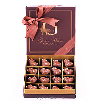 Cuddly Bear 16 Piece Chocolate Box(GMC) at Kapruka Online for specialGifts