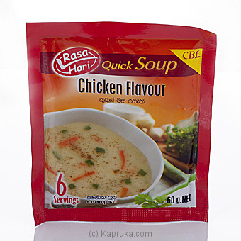 Rasa Hari Cream Of Chicken Soup 60g at Kapruka Online for specialGifts
