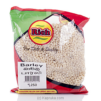 Rich Barley 250g at Kapruka Online for specialGifts