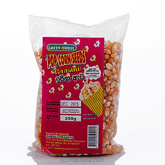 Green House Pop Corn Seed 250g at Kapruka Online for specialGifts