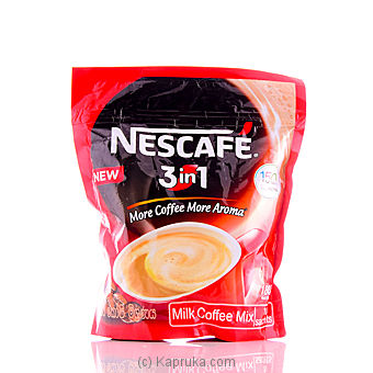 Nescafe Original 3 In 1 - 30 Sticks at Kapruka Online for specialGifts