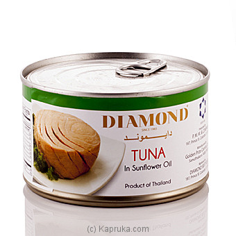Diamond Tuna In Sunflower Oil 400g at Kapruka Online for specialGifts