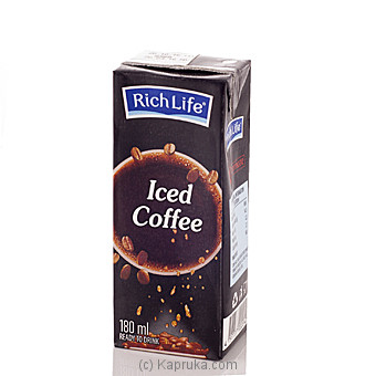 Richlife Coffee Milk 180ml at Kapruka Online for specialGifts