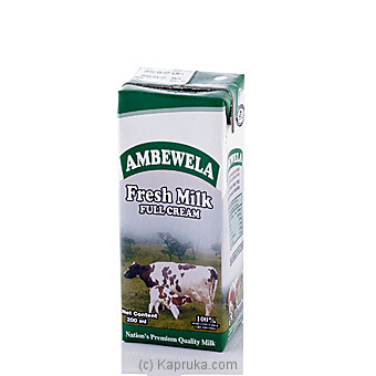 Ambewela  Milk 200ml at Kapruka Online for specialGifts