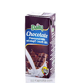 Daily Milk Chocolate	200ml at Kapruka Online for specialGifts