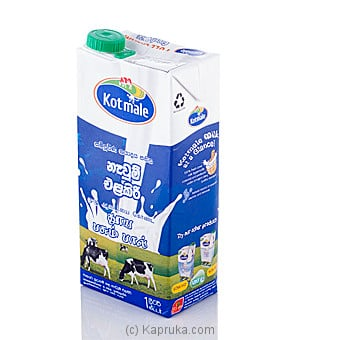 Kotmale Full Cream Plain Milk 1L at Kapruka Online for specialGifts