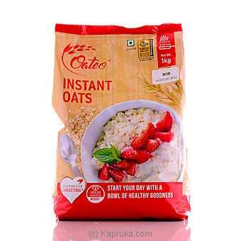 Aussee Instant Oats - 1kg at Kapruka Online for specialGifts