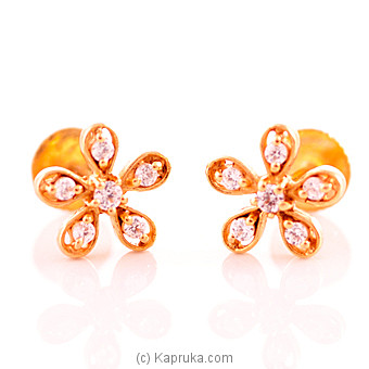 22kt Gold Earrings at Kapruka Online for specialGifts
