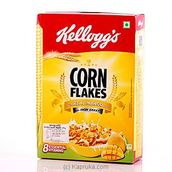 Kelloggs Corn Flakes Real Mango 300g at Kapruka Online for specialGifts