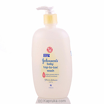 Johnson`s Baby Top To Toe Wash 500mlat Kapruka Online forspecialGifts