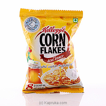 Kelloggs Corn Flakes With Real Honey 25gat Kapruka Online forspecialGifts