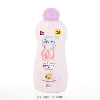 Pears Baby Oil Pure and Gentle 100ml at Kapruka Online for specialGifts