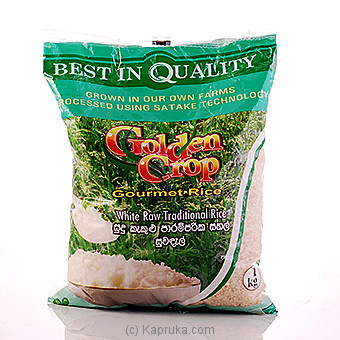 Golden Crop Gourmet Rice	1kg at Kapruka Online for specialGifts