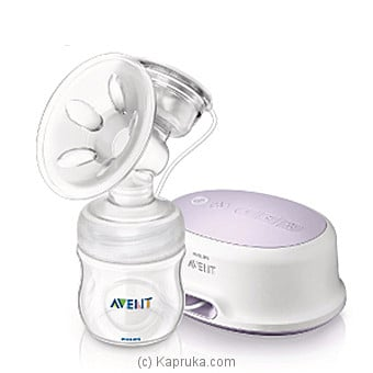 Single Electronic Breast Pump By FIRST SMILE at Kapruka Online forspecialGifts