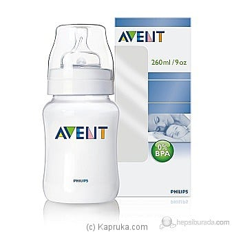 Avent Feeding Bottle - PP 260ml By FIRST SMILE at Kapruka Online forspecialGifts