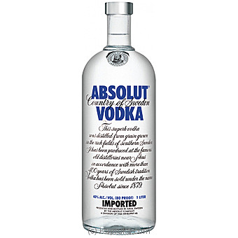 Absolut Vodka 1L at Kapruka Online for specialGifts
