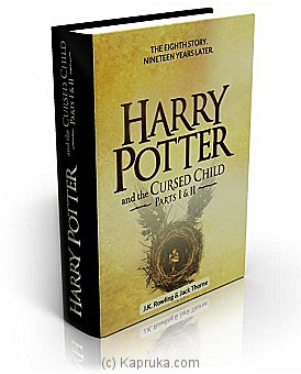 Harry Potter And The Cursed Childat Kapruka Online forspecialGifts