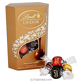 Lindt Lindor Assorted Chocolate - 200g at Kapruka Online for specialGifts