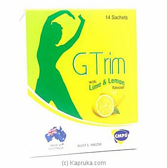 G-Trim Sachets at Kapruka Online for specialGifts