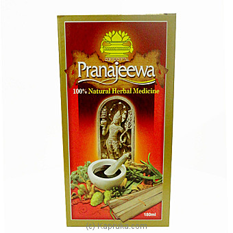 Pranajeewa 100% Natural Herbal Medicine at Kapruka Online for specialGifts