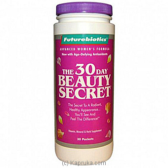 Future Biotics Beauty Secret at Kapruka Online for specialGifts