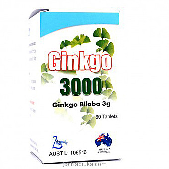Ginkgo 3000 at Kapruka Online for specialGifts