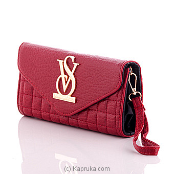 Vs Ladies Wallet - Red at Kapruka Online for specialGifts